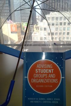 You can weather whatever those students throw at you with the new edition of Advising Student Groups and Organizations!