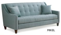 240 affordable mid century modern style sofas - from 33 companies - Retro Renovation Modern Furniture Stores, Furniture Direct, Smart Furniture, Furniture Ideas, Mid Century Modern Living Room, Retro Renovation, Comfortable Sofa, Take A Seat, Sofas