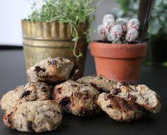 MK uge: Chokolade scones med blomkål   MichelleKristensen.dk