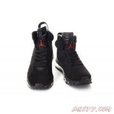 best sneakers 7a9c8 768b8 Air Jordan Homme Air Max Jordan 6 pour Homme Vente Noire
