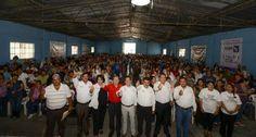 Asiste BMQ a la firma de convenio para abatir pobreza