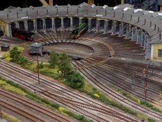 modellbahn spur n landschaft - Bing Bilder