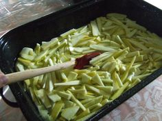 Pickled Zucchini & Yellow Squash...An Amazing Recipe For What To Do With All That Squash.