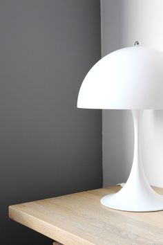 Via Bungalow5 | Panthella Lamp by Verner Panton
