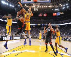 Golden State Warriors To Play Raptors In Vancouver - http://www.morningledger.com/golden-state-warriors-toronto-raptors/1397409/