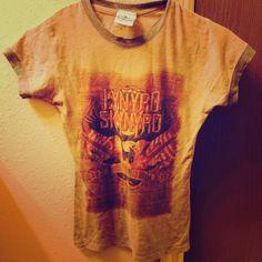 Classic Rock Tops - Lynyrd Skynrd TShirt
