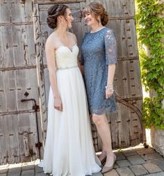 Real life Mother of the Bride - Insta Inspiration, lace