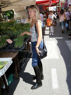 Marché de Borgo San Lorenzo #1  #2