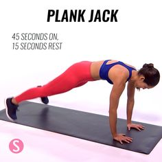 The Hardest 5 Minute Abs Workout You'll Ever Do Body Fitness, Sport Fitness, Physical Fitness, Sixpack Workout, Sixpack Training, Plank Workout, Fitness Workouts, At Home Workouts, 5 Minute Abs Workout