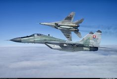 Mikoyan-Gurevich MiG-29AS (9-12AS) aircraft picture