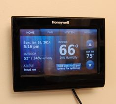 Between Naps on the Porch | Win a Honeywell Wi-Fi Smart Thermostat with Voice Control! | http://betweennapsontheporch.net