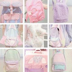 Fairy kei bags