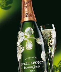 Perrier Jouet Belle Epoque...Time to drink it over Xmas!