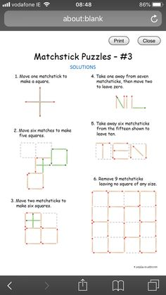 Maths, How To Make