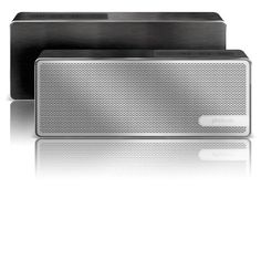 #amazon Photive BLADE Ultra Slim Wireless Bluetooth Speaker with built in Microphone and 15 Hour Battery. Premium Aluminum housing, Bluetooth 4.0, Mobile Power Bank [2015 New Release] Black - $59.95 (save 54%) #photive #wirelessphoneaccessory #wireless