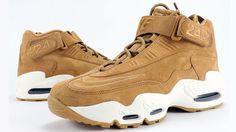 Video: Nike Air Griffey Max 1 Wheat. Make sure to Subscribe http://www.sneakerfiles.com