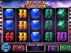 Lasst uns drehen online kostenlos Spielautomat Jewel Strike - http://spielautomaten7.com/jewel-strike/