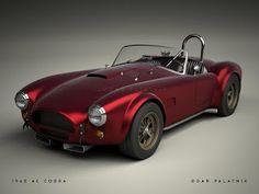 A Garagem Digital de Dan Palatnik   The Digital Garage Project: Cobra