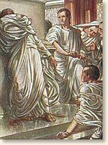 The Assassination of    Julius Caesar, 44 BC
