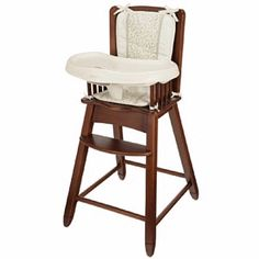 Safety 1st Solid Wood High Chair in Vineland $70