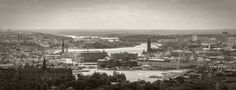 Stockholm panorama 2014 by Anders E. Skånberg on 500px