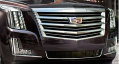 Sophistication and performance in equal amounts. Learn more about the new Escalade at cadillac.com.