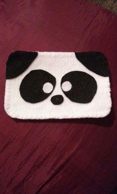 Capinha panda