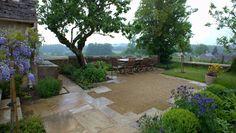 Garden Designer Justin Spink Garden in the Cotswolds Gloucestershire