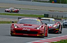 Ferrari 458 Italia GT3 / AF Corse