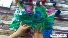 Malowanie palcami (Finger Painting)