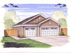 Garage remodel on pinterest garage plans garage doors for 32x40 garage plans