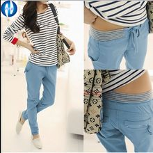 PIKB updated 2016 better level cotton Casual pants summer women pants plus size…