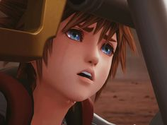 KINGDOM HURTS. That was Roxas crying from inside Soras heart! Which made my heart hurt! 💔