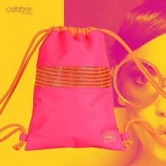 #cekker.fashion #cekkerbags #knittedbags #knittedstructure #hungariandesign # hungariandesignbags # buyabag #neonmood  #pinkmood #pinkbag www.instagram.com/cekker.fashion/ Knitted Bags, Drawstring Backpack, Backpacks, Pink, Instagram, Design, Fashion, Moda, Rose