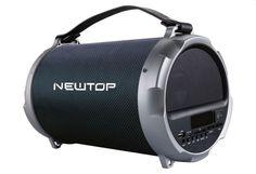 SPEAKER AUDIO Bluetooth S12B Subwoofer SD/USB Radio FM Aux con equalizzatore Bluetooth, Radios, Usb, Ebay