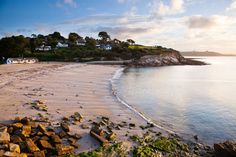 Swanpool Beach - Falmouth - Cornwall Guide Photos (by Ian Woolcock)