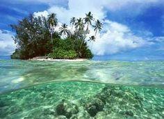paisajes para las vacaciones - Islas Salomon.