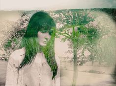 Bubby and Bean ::: Living Creatively: Tutorial >> Create Artistic Double Exposure Effects in Your Photos