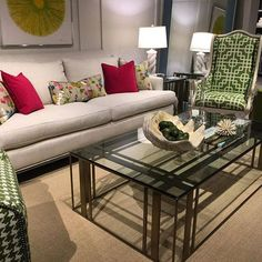 Furniture in Knoxville - 2015 Fall High Point Market - Braden's Lifestyles Furniture - Home Interiors - Home Décor - Interior Design - The Design Center at Braden's - Vanguard