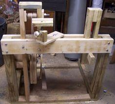 ... lathe on Pinterest | Wood lathe, Woodturning and Wood turning