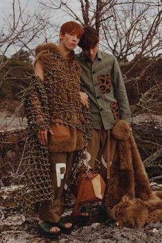 Loewe Fall 2016 Menswear Collection Photos - Vogue