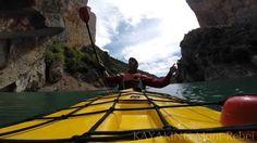 Kayaking Mont-rebei