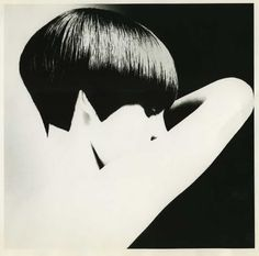 vidal sassoon. Wore my hair like this too. I always had it cut and styled at the Vidal Sassoon Salon in Dallas.