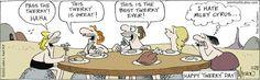 B.C: thanksgiving