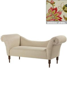 see all colors Roll Arm Chaise - Chaise Lounges - Living Room - Furniture | HomeDecorators.com
