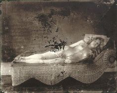 Binge and Purr: Carlo Mollino and E.J. Bellocq: bedfellows of the erotic prostitute photography.