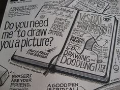 Associations Now Illustration: Cover - Sketchbook by Mike Rohde, via Flickr