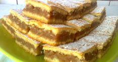 Ajánld ismerőseidnek!                                                                                                           ... Hungarian Desserts, Italian Desserts, Winter Food, Cookie Recipes, French Toast, Deserts, Food And Drink, Kenya, Yummy Food