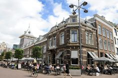 Hotel Stempels - Haarlem, The Netherlands - 17 Rooms - Hästens Beds http://www.hastensnortherncalifornia.com/
