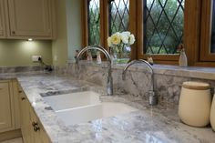 double sink sinks kitchen - Google Search